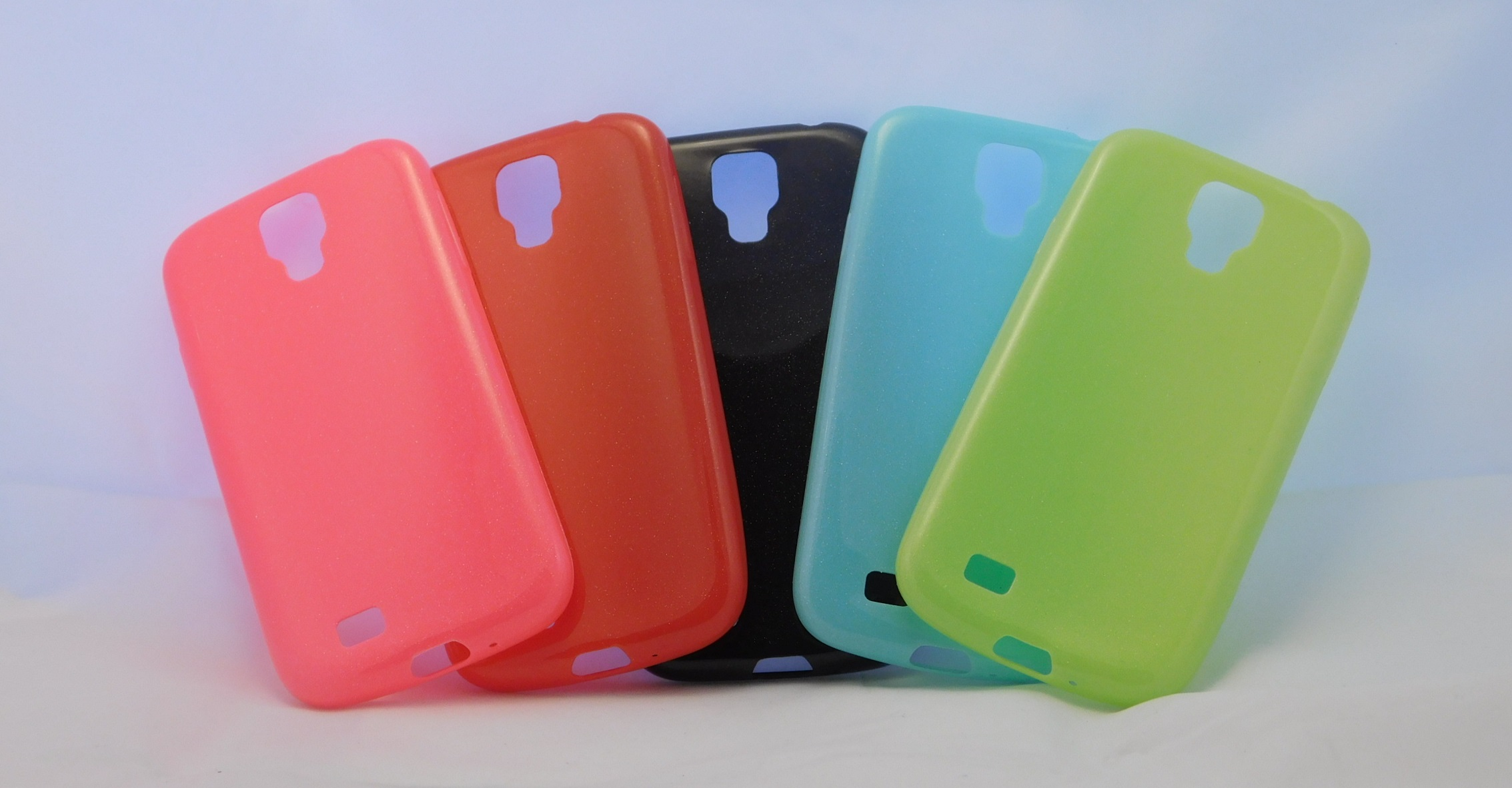 Candy Case Ultra Slim Samsung Galaxy S4 i9505 Limetka