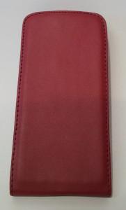 Puzdro Sligo Slim pre Samsung Galaxy S5 G900 bordo