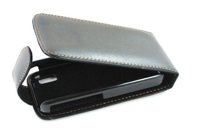 Pouzdro Sligo pro HTC Desire 601 Black