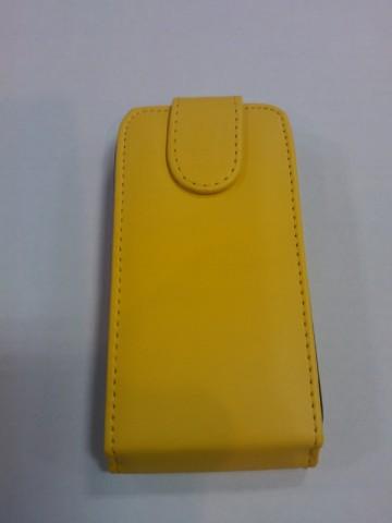 Pouzdro Sligo Classic pro Samsung i8260/i8262 Galaxy Core DS Yellow