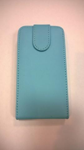 Pouzdro Sligo Classic pro HTC Desire 300 Light Blue