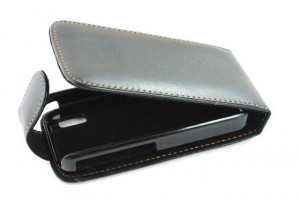 Pouzdro Sligo Classic pro Apple iPhone 4S black