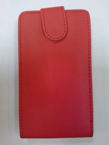 Pouzdro Sligo Classic pro Apple iPhone 5c Red