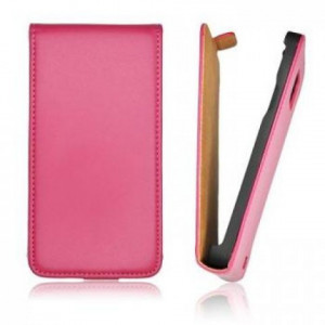 Pouzdro Forcell Slim Flip Sony C1905 Xperia M růžové