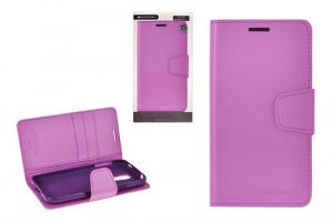 Pouzdro Sonata Goospery Leather Flip Sony Xperia Z3 D6603 Fialové