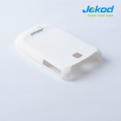 JEKOD Super Cool Pouzdro White pro Samsung S5570 Galaxy Mini