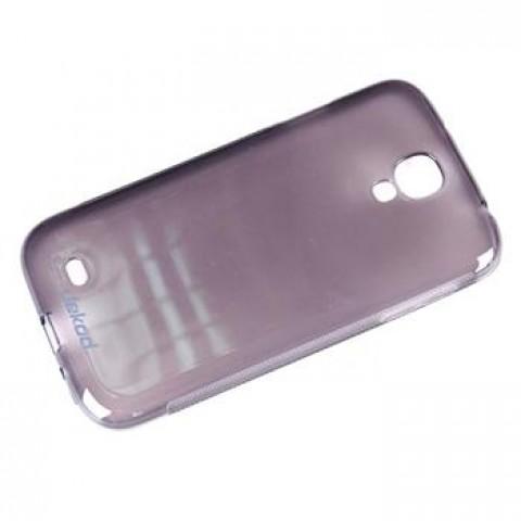 JEKOD TPU Ochranné Pouzdro Black pro Samsung i9500, i9505 Galaxy S4