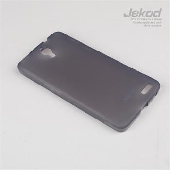 JEKOD TPU Ochranné Pouzdro Black pro Alcatel 5036D Pop C5