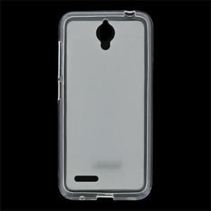 JEKOD TPU Ochranné Pouzdro White pro Alcatel 6016 One Touch Idol Mini 2