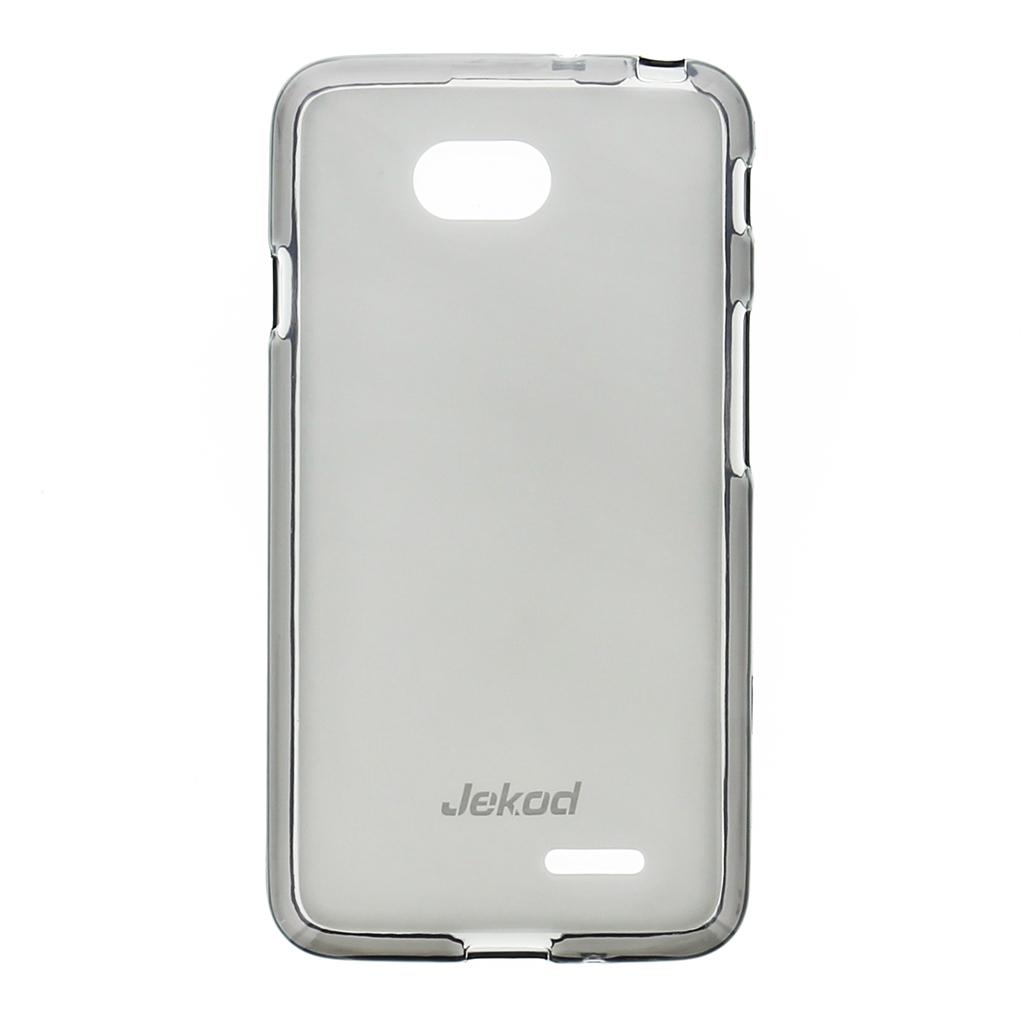 JEKOD TPU Ochranné Pouzdro Black pro LG Optimus L65 / L70