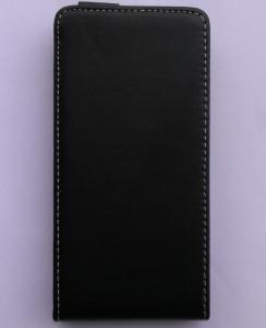 Puzdro Forcell Slim Flip Flexi Lenovo A536 Černé