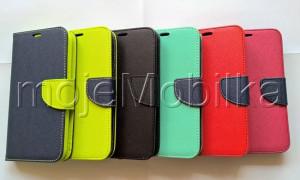 Pouzdro TEL1 Fancy Diary Samsung Galaxy S4 i9505 Červené