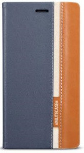 Pouzdro Wallet Mute Samsung G800 Galaxy S5 Mini Šedé