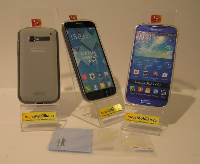 JEKOD TPU Ochranné Pouzdro White pro Nokia X/X+