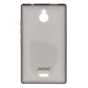 JEKOD TPU Ochranné Pouzdro Black pro Nokia X2