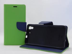 Pouzdro TEL1 Fancy Diary Huawei Ascend Y6 Lemon