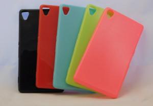 Candy Case Ultra Slim Sony Xperia Z3 D6603 Červené