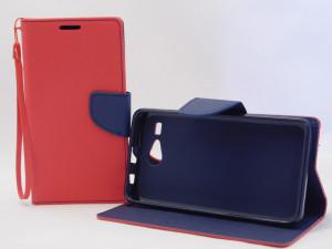 Pouzdro TEL1 Fancy Diary Acer Z520 Červené