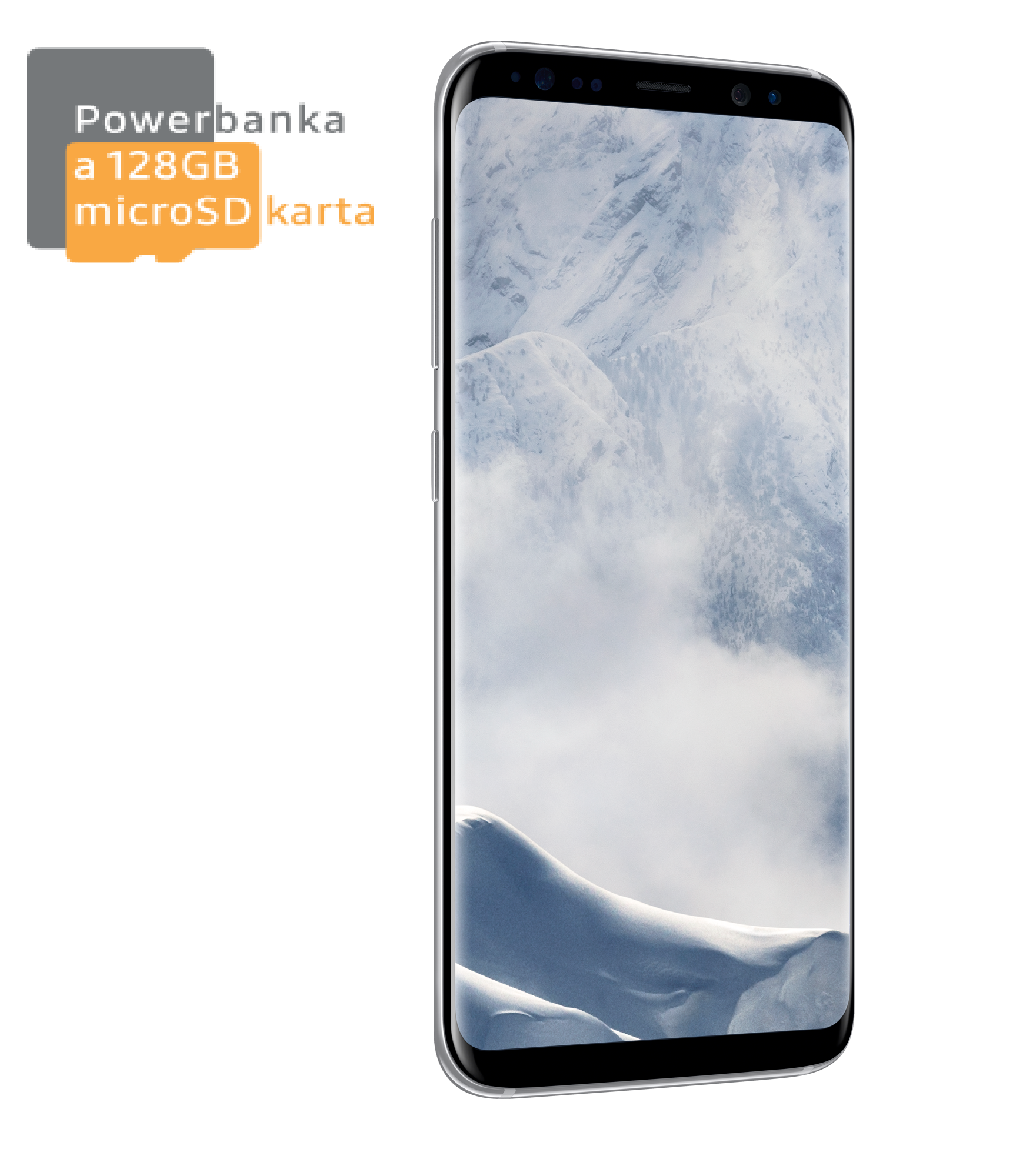 Samsung Galaxy S8 G950 Silver