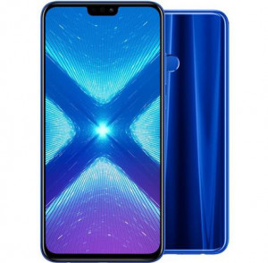 HONOR 8X 64+4GB Blue