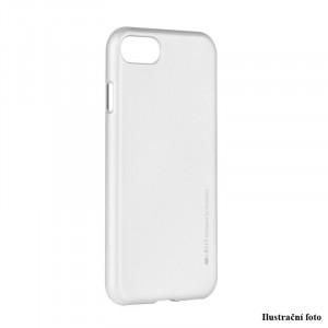 Pouzdro Jelly-i Mercury Xiaomi Redmi 5 Stříbrné