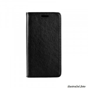Pouzdro Magnet Book Flexi Xiaomi Redmi Note 5A Černé