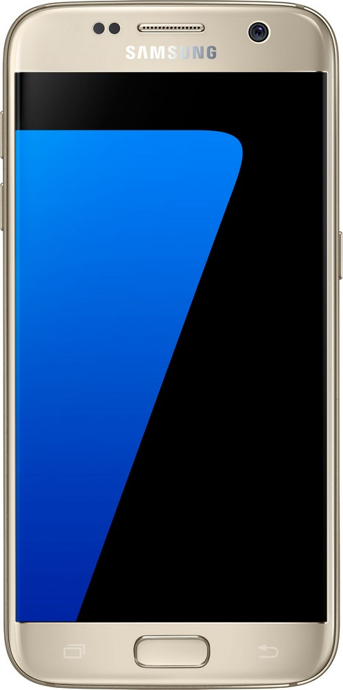 Samsung G930F Galaxy S7 32GB, Gold