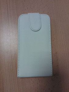 Pouzdro Sligo Classic pro Sony Xperia M2 D2303 White
